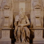 Programa grátis em Roma – Moisés, de Michelângelo