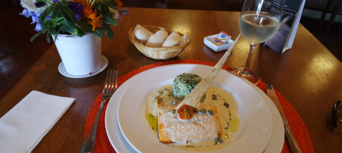 Comer bem em Santiago – Wine Bar Concha y Toro