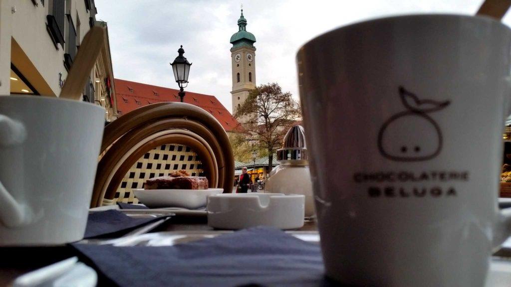 chocolaterie Beluga em Munique