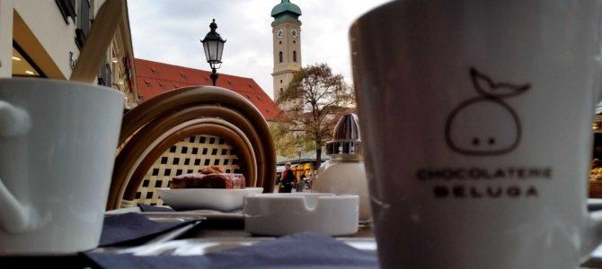 Chocolaterie Beluga: um chocolate quente especial em Munique