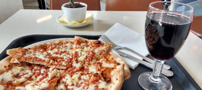 Caffè Capitolino – pizza boa e honesta em Roma