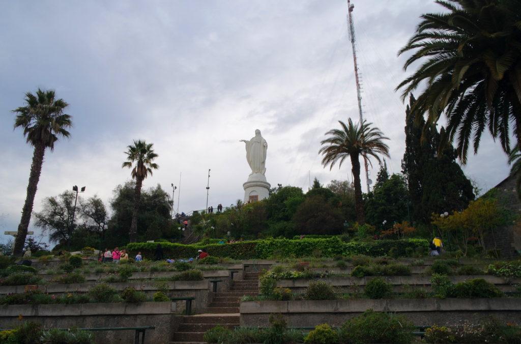 Estátua da Virgem Imaculada da Conceição