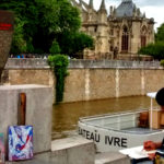 Artistas de Rua – Aviator, em Paris