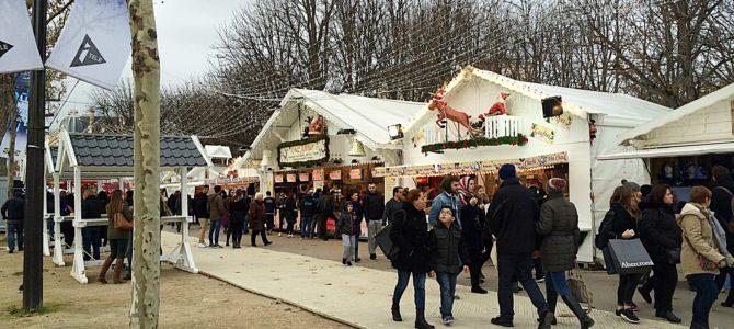 O Mercado de Natal da Champs-Élysées: comidinhas para se esquentar