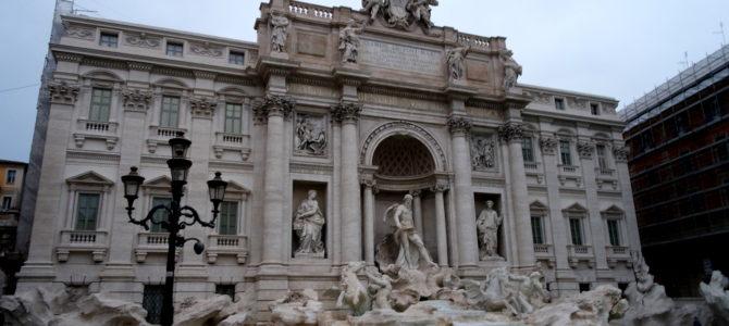 Motivos para visitar a Fontana di Trevi, em Roma