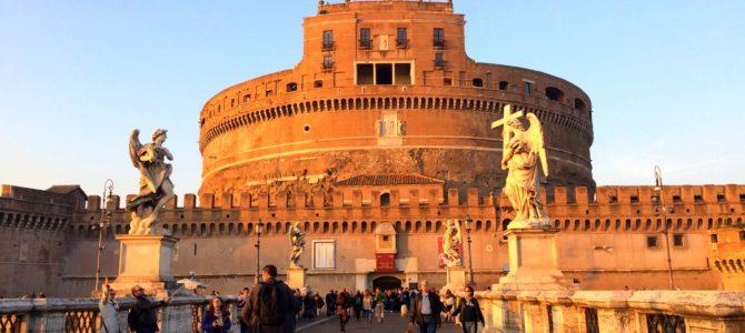 Uma visão intimista sobre o Castelo Sant'Angelo
