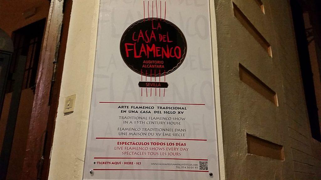 Flamenco em Sevilha