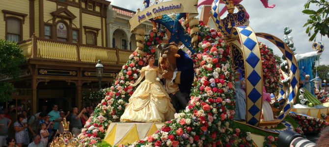 Mini roteiro: Disney's Magic Kingdom