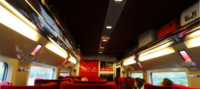 Amsterdã – Paris: viajando de 1ª Classe no Trem da Thalys