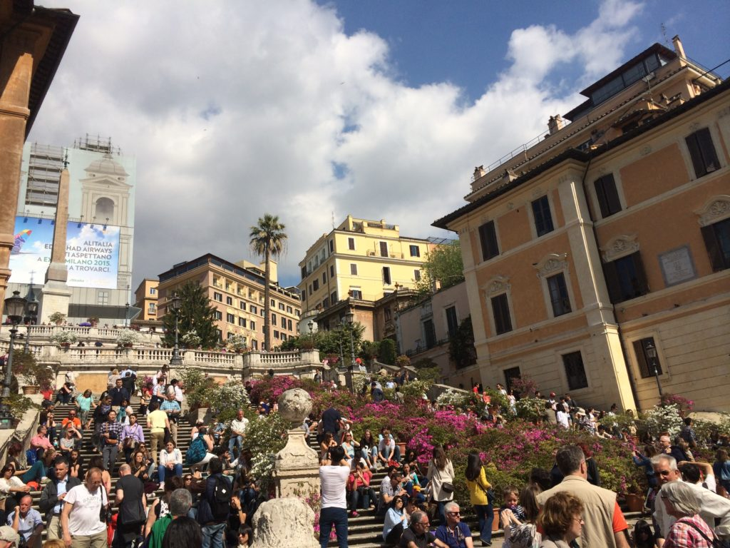 Dicas de viagem Roma