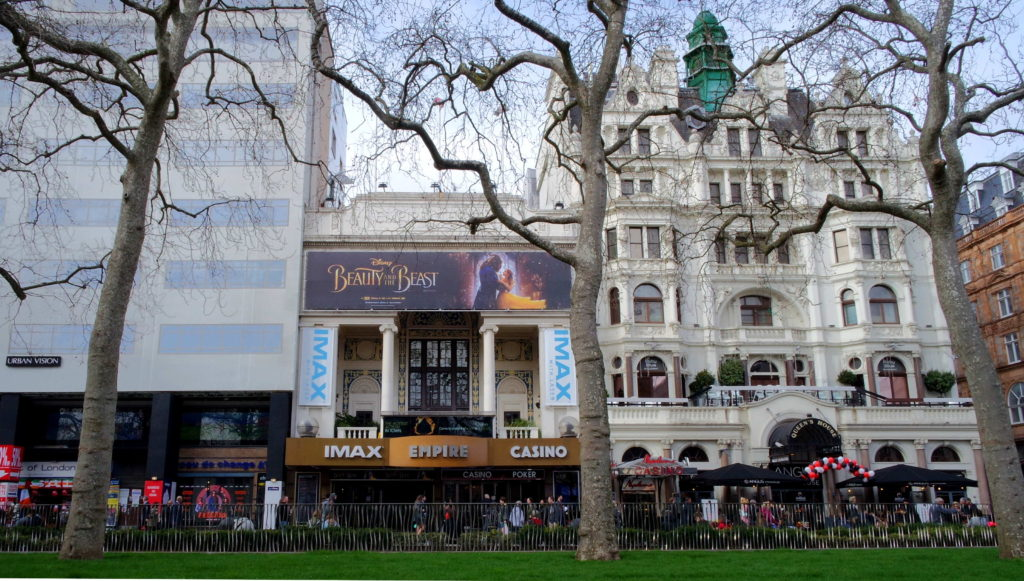 Cinema EMpire Leicester Square
