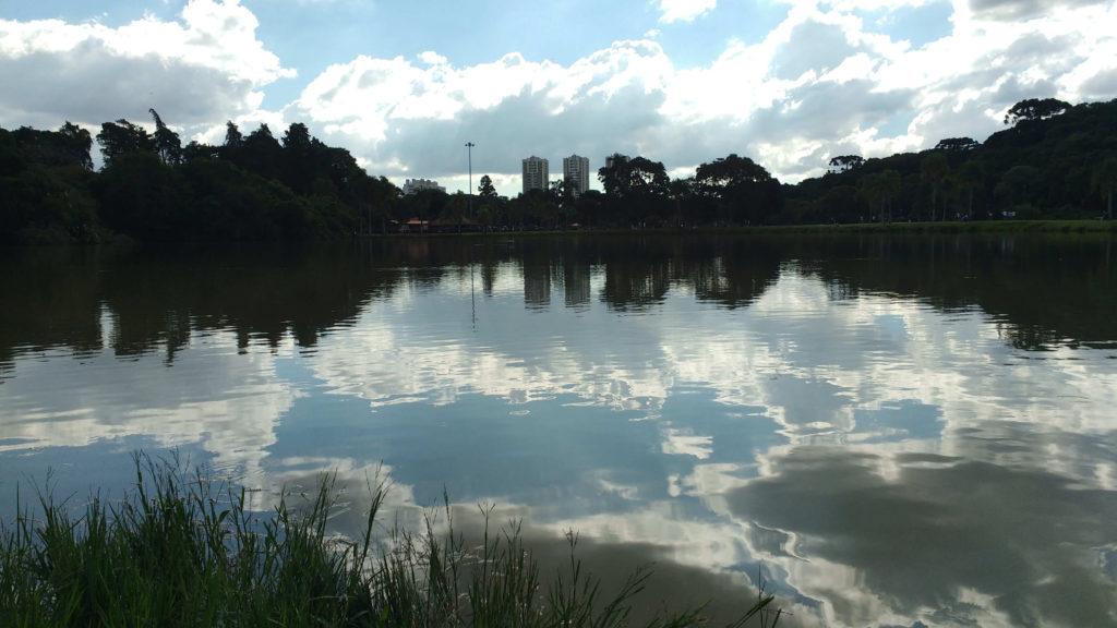Lago Parque Bacacheri