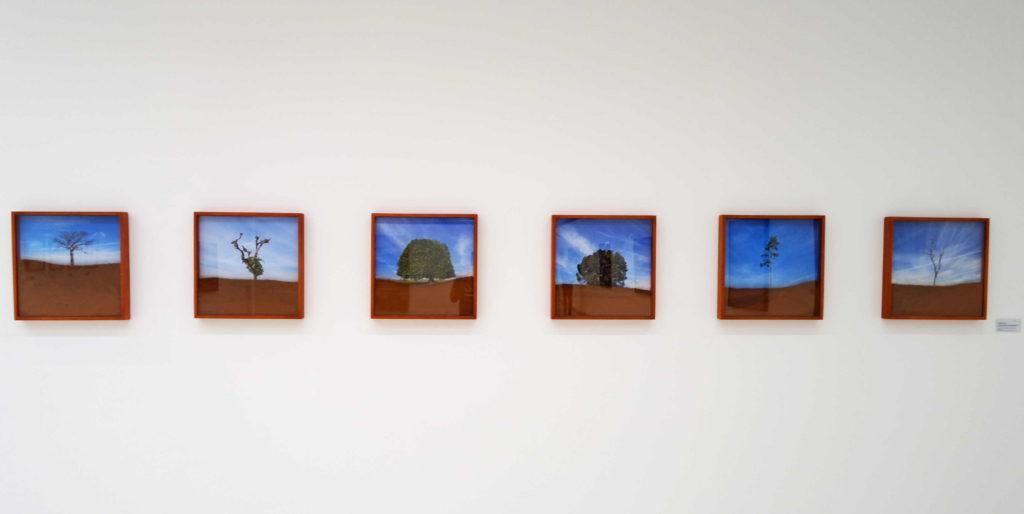 Espaço Confinado - série com 6 obras, de Pedro Motta