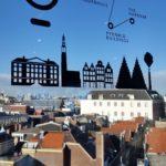 Blue Amsterdam – um café com vista 360º da cidade