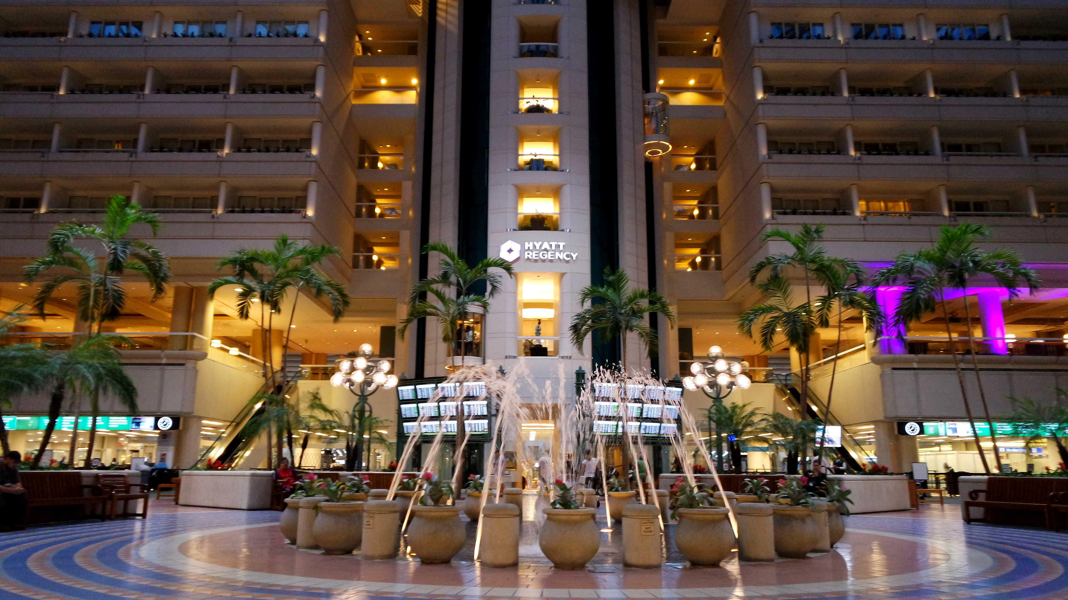 Hotel Hyatt de Orlando