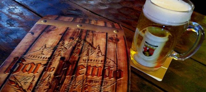 Beber em Curitiba – Submarino no Bar do Alemão