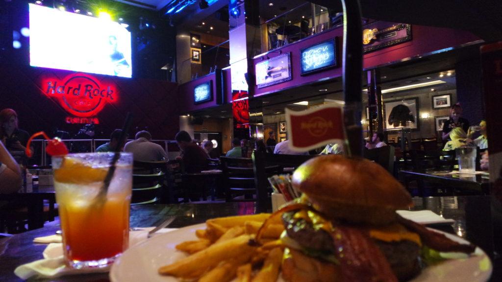 Original Legendary Burger e Hurricane