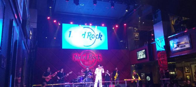 Hard Rock Café Curitiba – o único do Brasil
