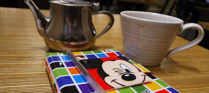 Chá da tarde barato em Londres