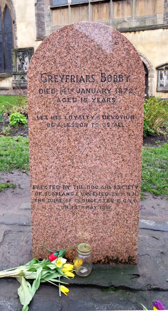 Túmulo do Greyfriars Bobby