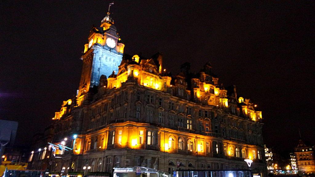 Hotel Balmoral, o cinco estrelas mais famoso de Edimburgo e um ícone do arquitetura da cidade