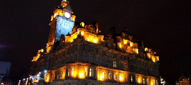 Edimburgo, Kilts e gaitas de fole: impressões iniciais da Escócia