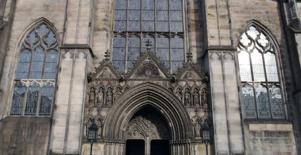 Arquitetura de Edimburgo