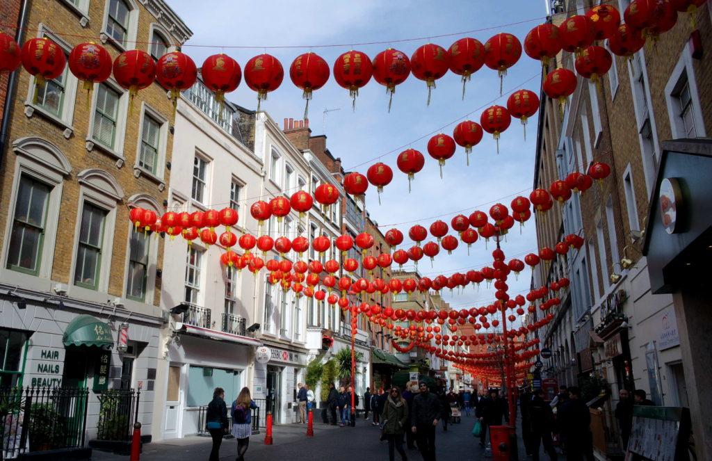 Chinatown londrina