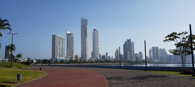 Passeio pela Cinta Costera de Cidade do Panamá