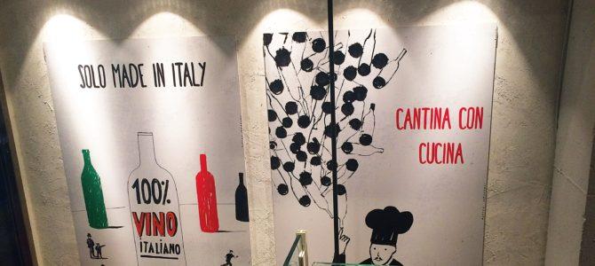 Signorvino – uma descolada enoteca atrás do Duomo de Milão