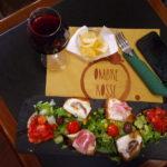 Para comer em Trastevere – Ombre Rosse