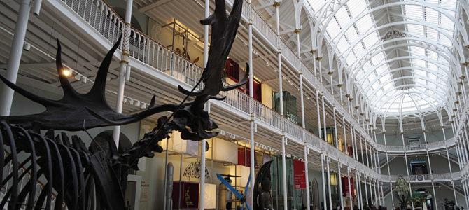 O que fazer em Edimburgo: Museu Nacional da Escócia