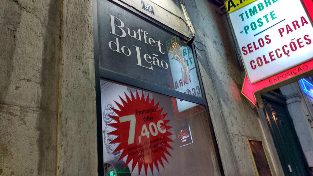 Buffet do Leão