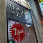 Comer barato e bastante em Lisboa: Buffet do Leão