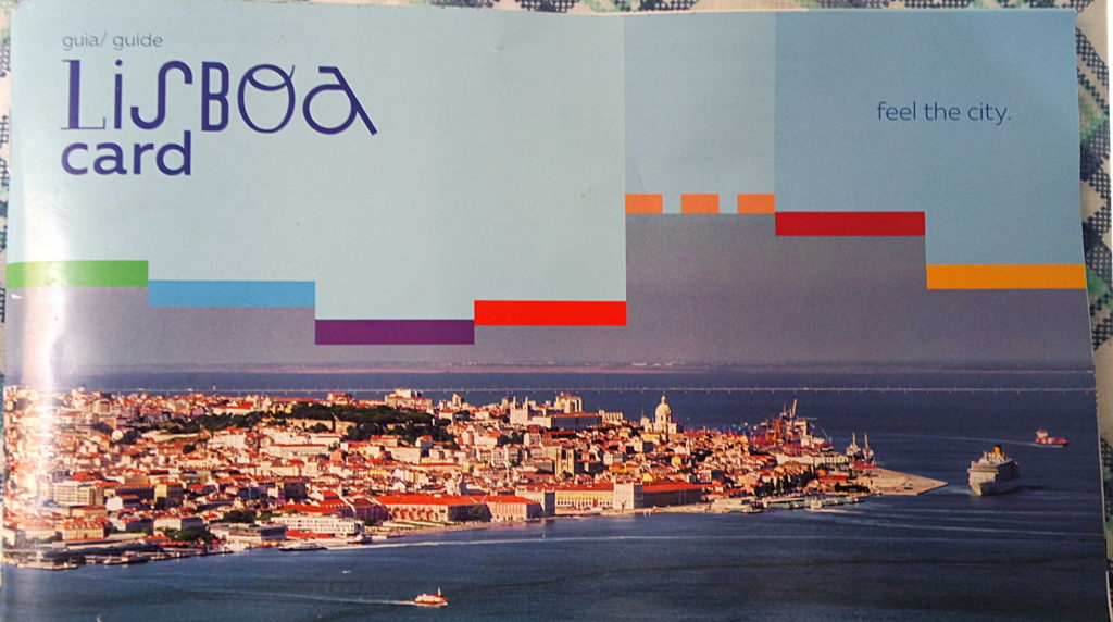 Guia do Lisboa Card