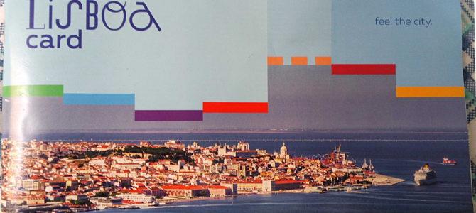 Lisboa Card vale a pena?