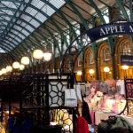 Covent Garden, em Londres