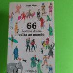Leitura de viagem: 66 histórias de uma volta ao mundo