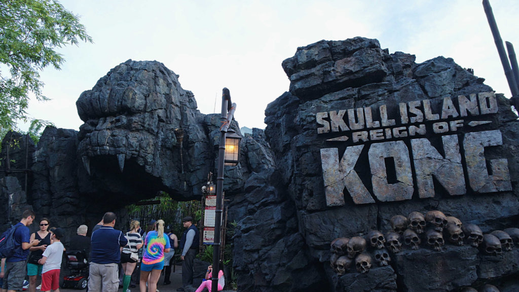 King Kong Islands of Adventure