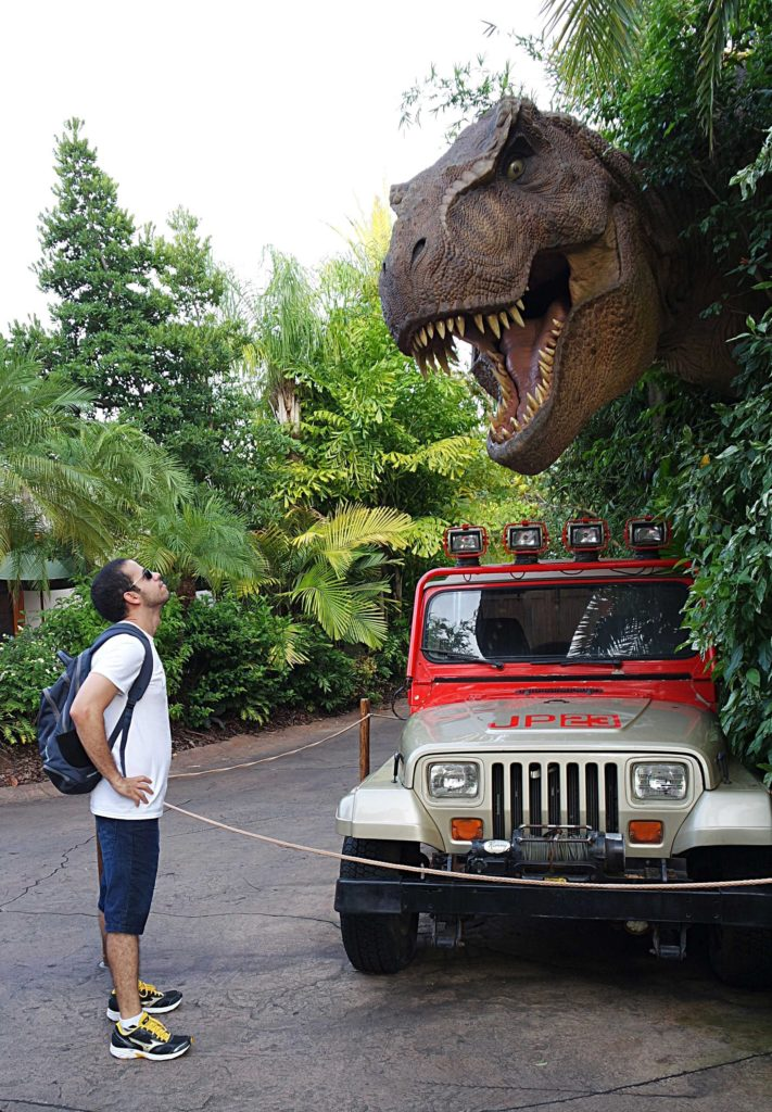 Jurassic Park Islands of adventure