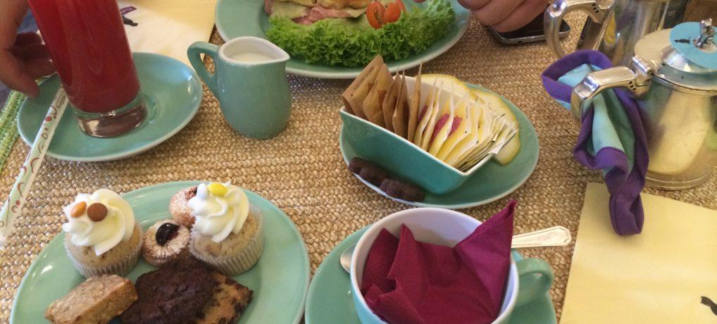 Babington's Tea Room – a melhor casa de chás de Roma