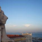 Arco da Rua Augusta – um miradouro bacana de Lisboa
