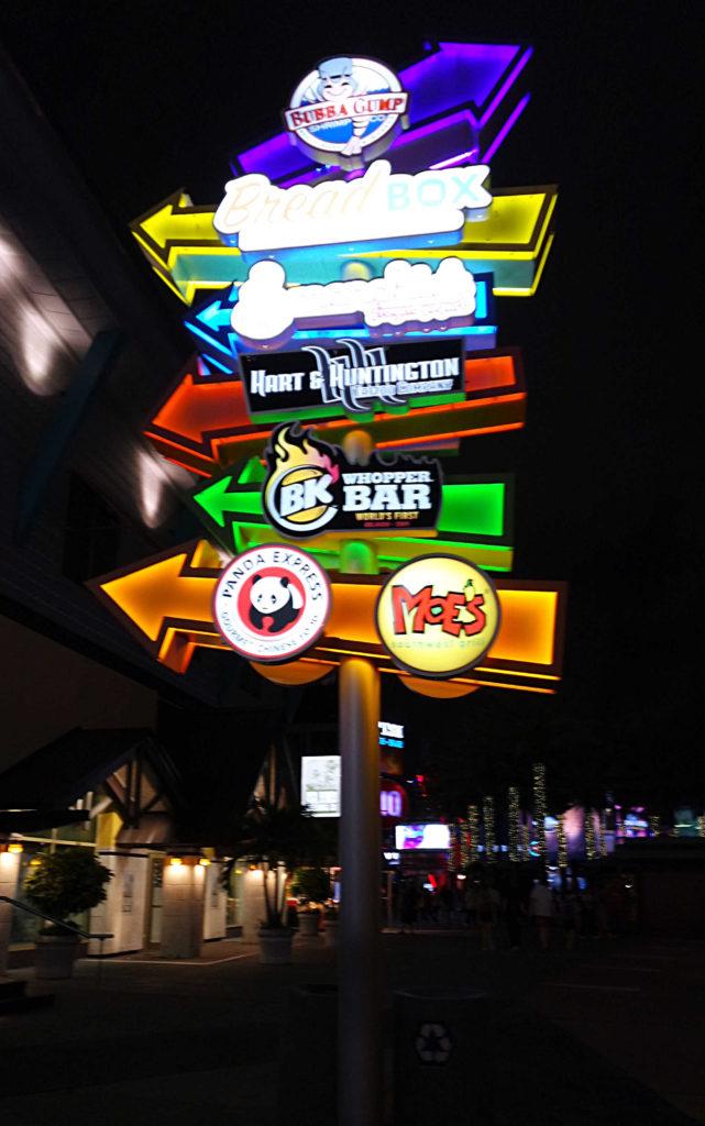 City Walk Orlando