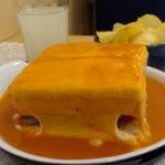 Pratos típicos do Porto: a Francesinha