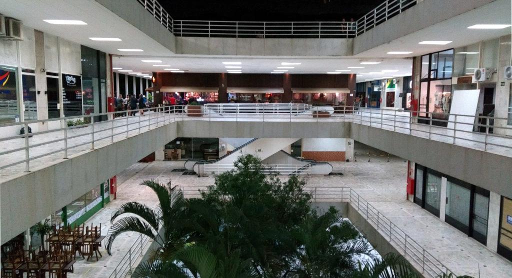 Galeria Metrópole, no centrão de São Paulo, com suas diversas surpresas…