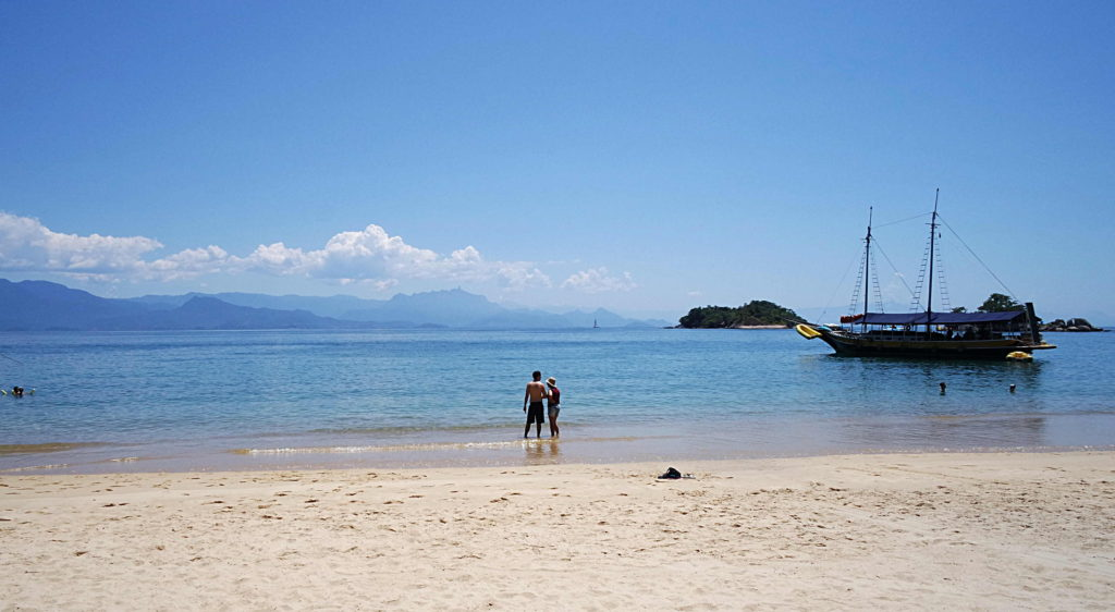 Praia da Lula Paraty