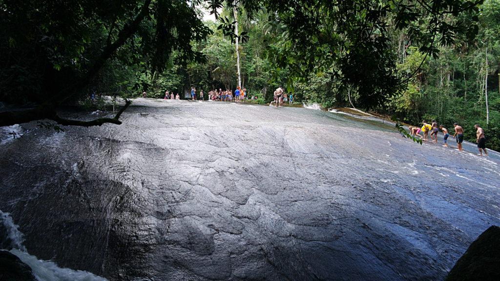 Cachoeira do Tobogã Paraty