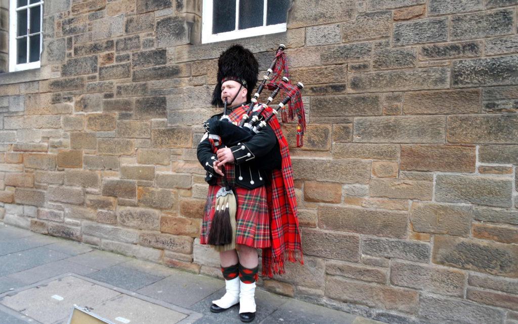 Kilt, o famoso traje escocês