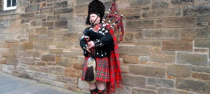 Onde tirar foto de Kilt em Edimburgo