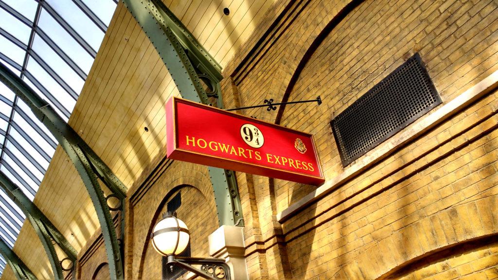 Harry Potter Edimburgo